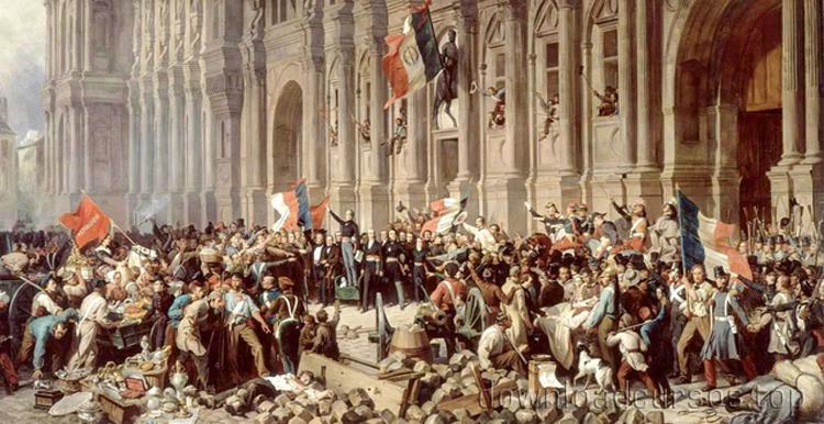 as revolucoes do seculo XVIII