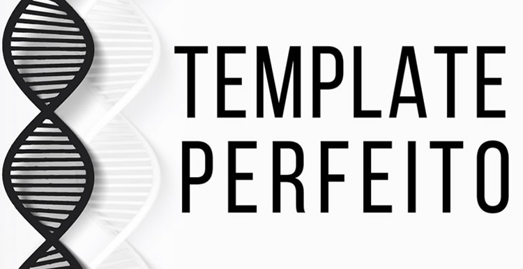 template perfeito