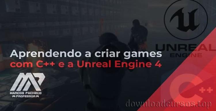 aprendendo a criar games com c e unreal engine