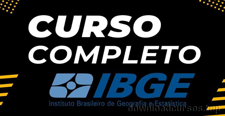 curso completo ibge